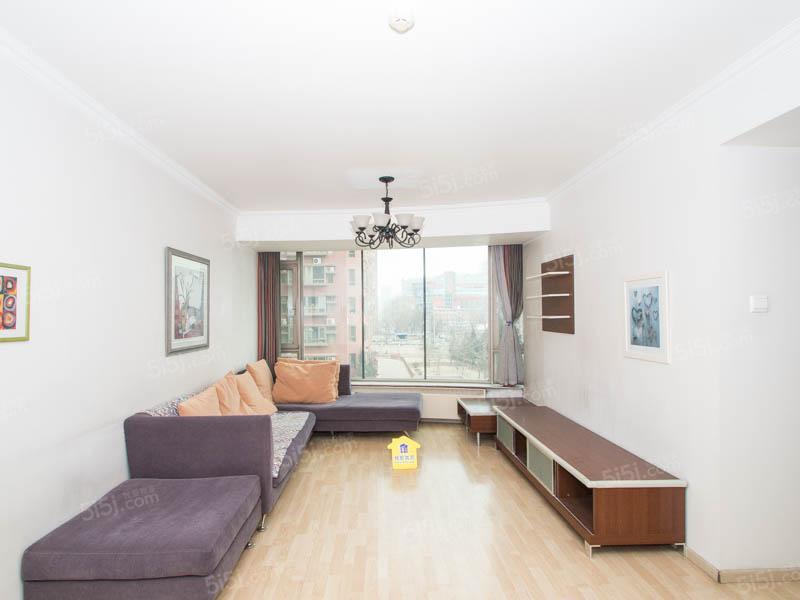 北京我爱我家朝阳园二期,满五年在京一套,钥匙房源,随时可看,业主诚售