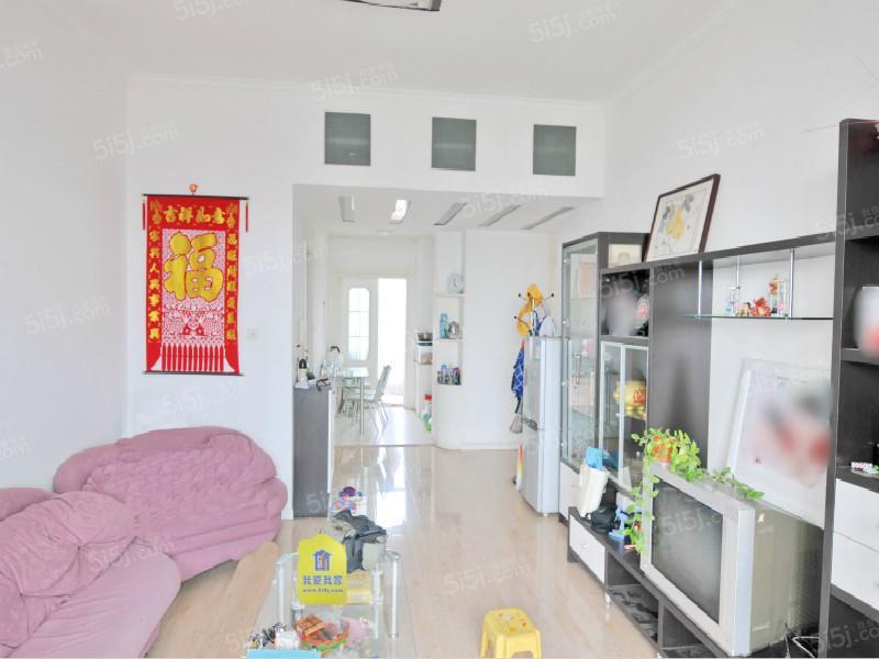 北京我爱我家宏华碧春园主卧客厅朝南二居、全明格局、不临街