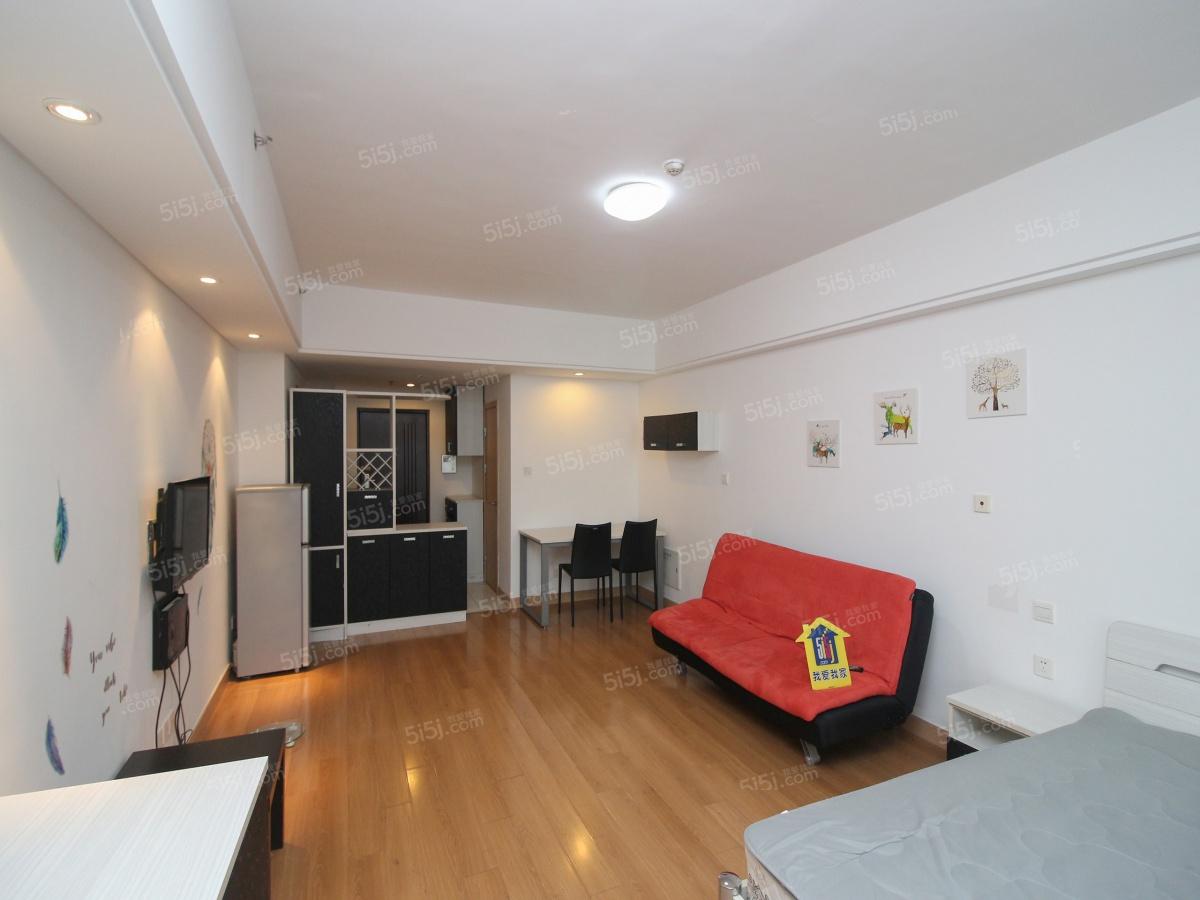 整租·长广溪/大学城·星光广场公寓·1居室