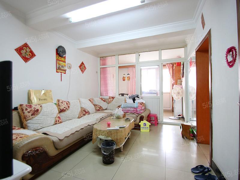 永安西里 二室一厅一卫 58.31平