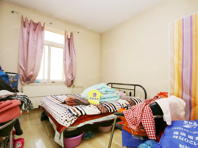 北京我爱我家水墨林溪 三居室 南北向 集中供暖 诚意出售第4张图