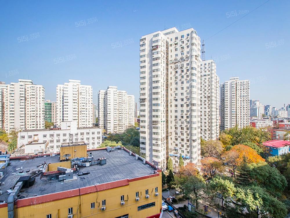 北京我爱我家裕中西里 满五年公房 西南角大客厅 全明格局第7张图