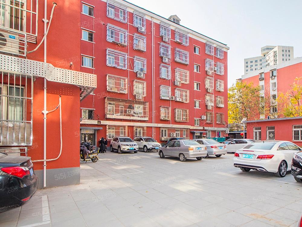 北京我爱我家裕中西里 两居室的价格买三居 精装修第8张图