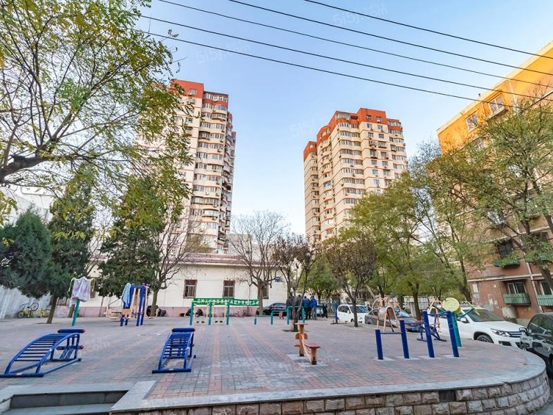 北京我爱我家精装大2居,多变户型,电梯房,适合居住,看房方便。第8张图