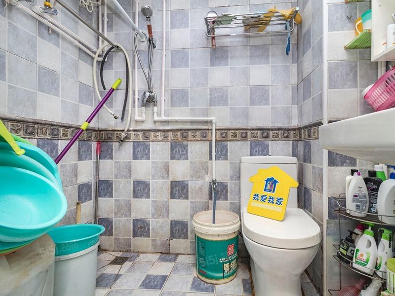 北京我爱我家精装大2居,多变户型,电梯房,适合居住,看房方便。第6张图