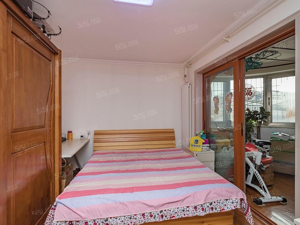 北京我爱我家精装大2居,多变户型,电梯房,适合居住,看房方便。第4张图
