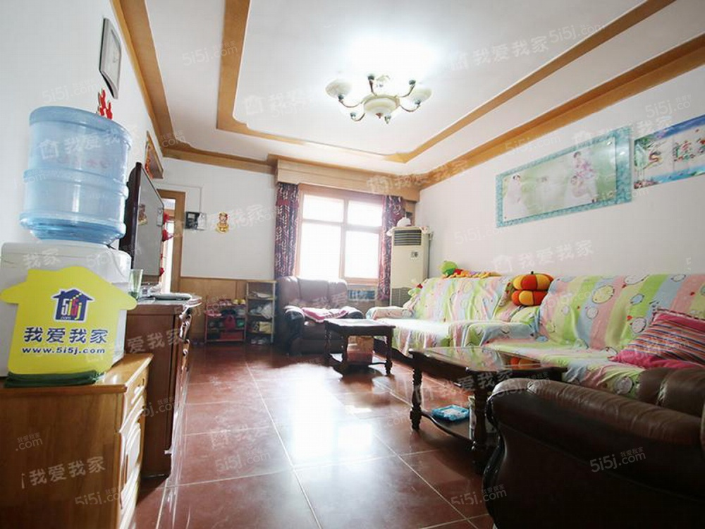 月华小区两居室出租 看房方便
