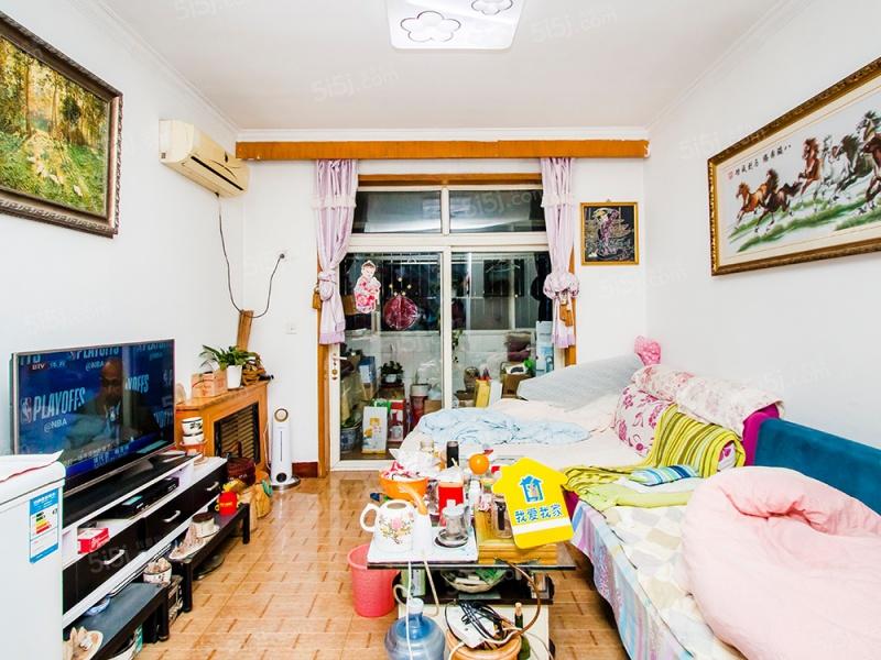 北京我爱我家莲竹花园精装两居 业主换房诚心出售,看房方便