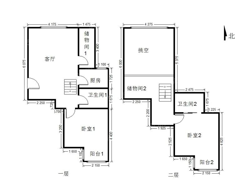 北京我爱我家新景家园东区商品房南北两居出售第9张图