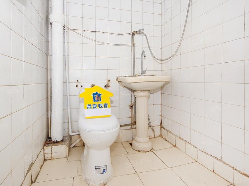 北京我爱我家胜古南里 电梯房 楼龄新可高贷款 五年公房第5张图