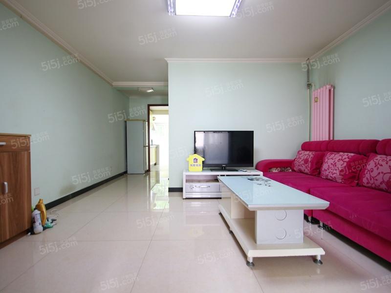 北京我爱我家房主诚心出售+南北通透两居室+首付100多第2张图