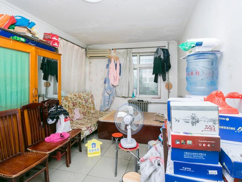 北京我爱我家古城地铁口 古城南路三居室双阳台明厨明卫 价格低