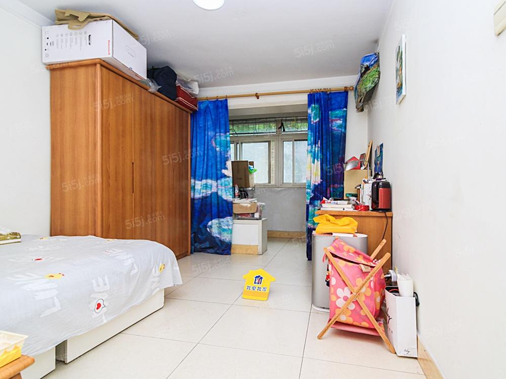 双榆树经典2居 满五公房 中间楼层南北通透 带客厅户型方正