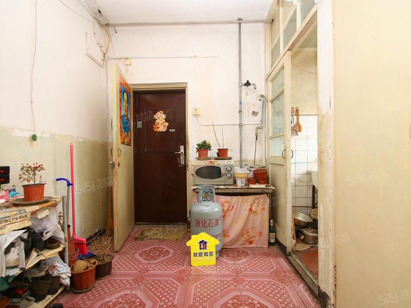 北京我爱我家车站附近东风北里两居室出售