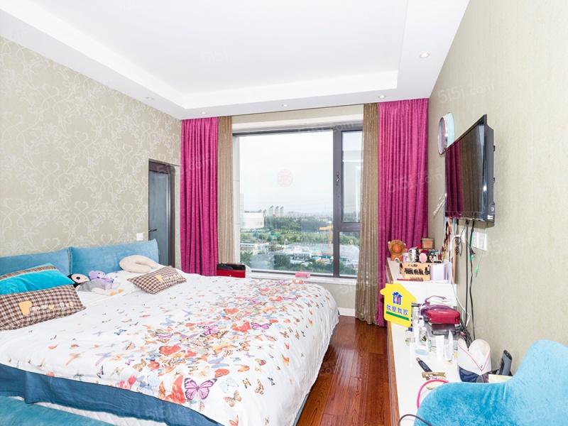北京我爱我家(新)福熙大道南向两局复式,客厅超大落地窗!宽阔视野第3张图