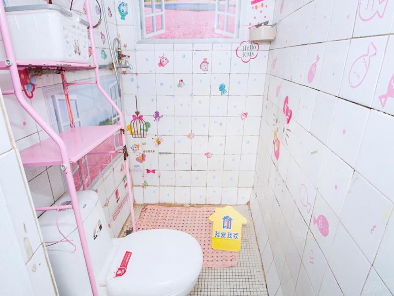 北京我爱我家裕中西里小两居室,独立小院可停车第6张图