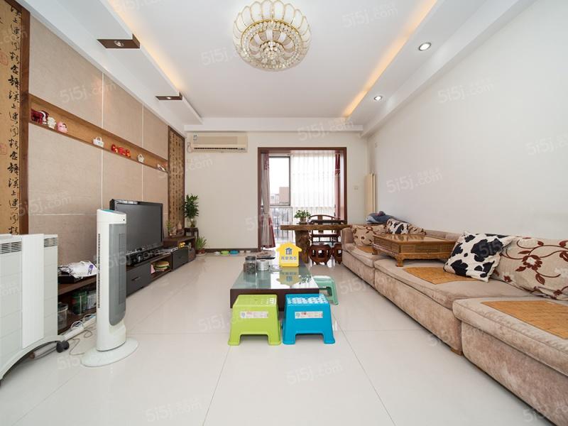 北京我爱我家西三环 六里桥 花园高档社区 复式四居带露台 有车位
