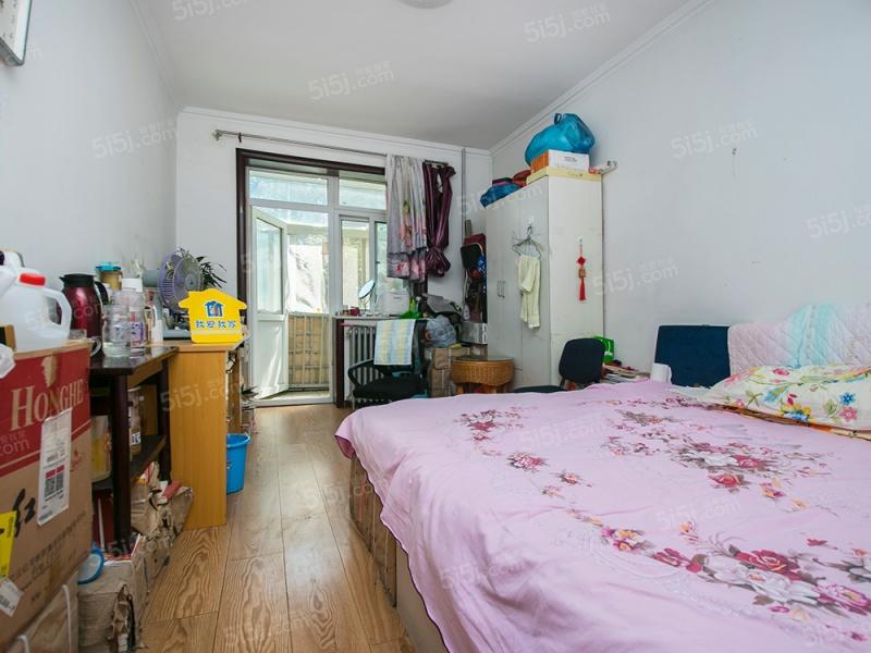 月坛北街,精装3居室,东西通透,看房方便,诚心出售