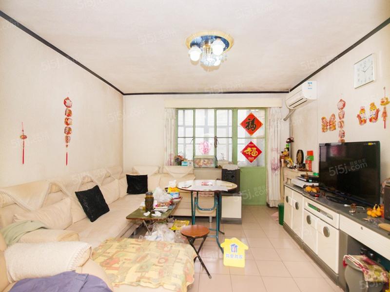 北京我爱我家永乐西南北4层两居,客厅有窗户,满五年,适合高贷款