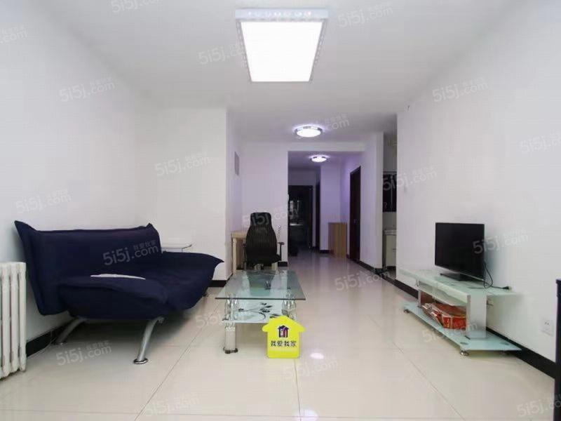 中冶蓝城东区,三居室出租,南北通透,随时看房