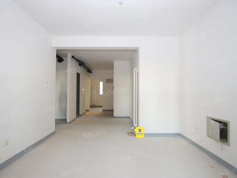 紫悦台 南北向三居室 中间楼层 采光好