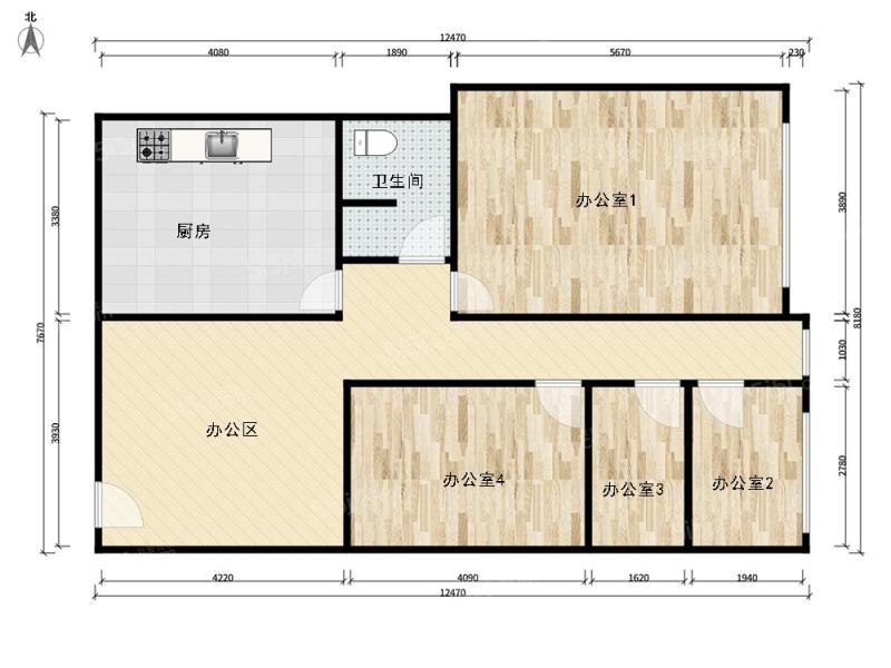 北京我爱我家国贸 大望路 CBD商圈大盘现代城置业首先第9张图