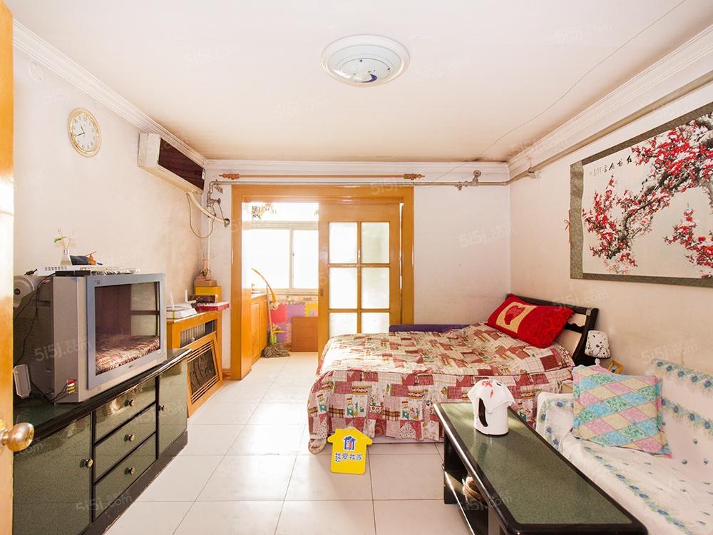 北京我爱我家一号线八宝山,近万达,高楼层两居,明厨明卫