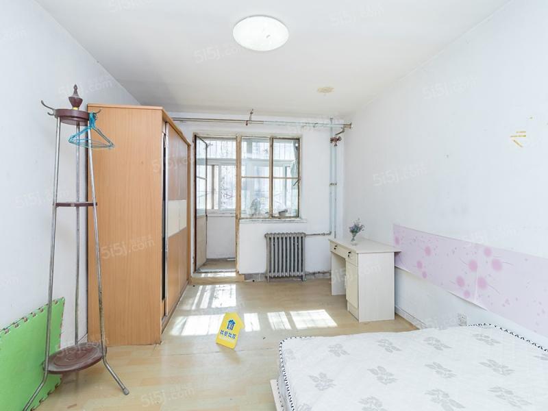 北京我爱我家北工大 双龙南里 正规两居室 低楼层 有钥匙