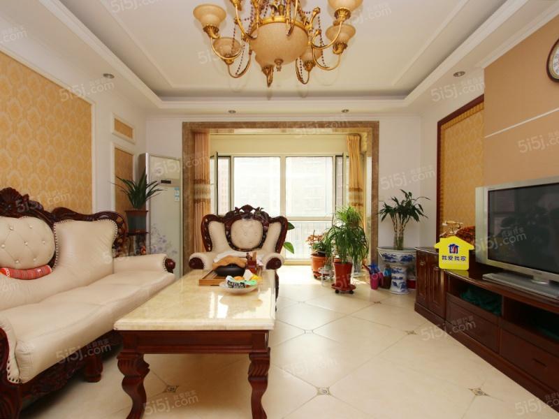 北京我爱我家溪雅苑大三居,小区中间位置,精装修,中间楼层,成熟社区
