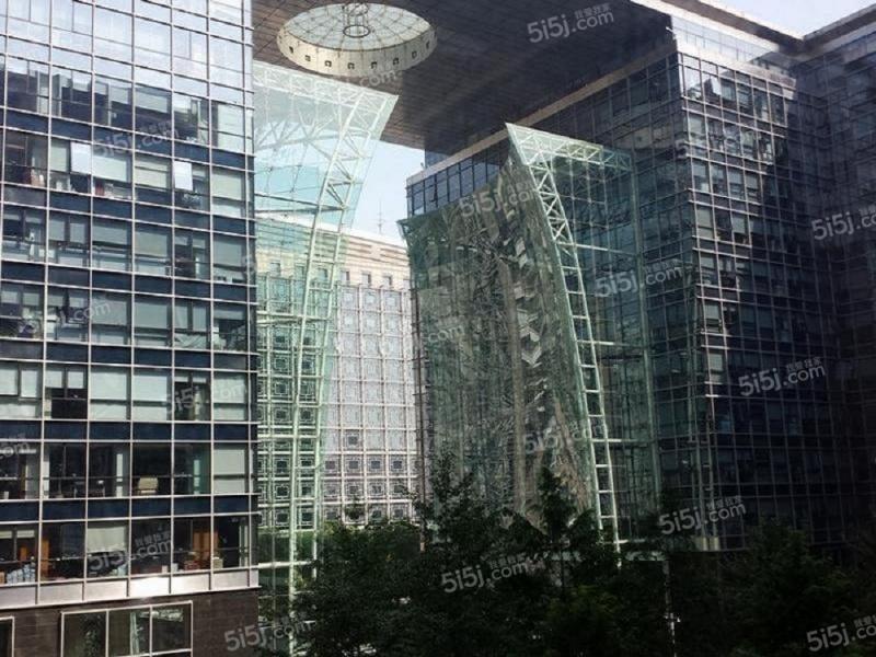 北京我爱我家北京尊府长安兴融中心一居室出租第6张图