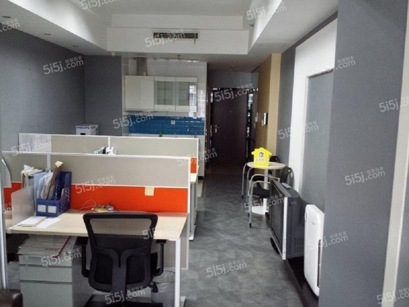 北京我爱我家北京尊府长安兴融中心一居室出租第3张图