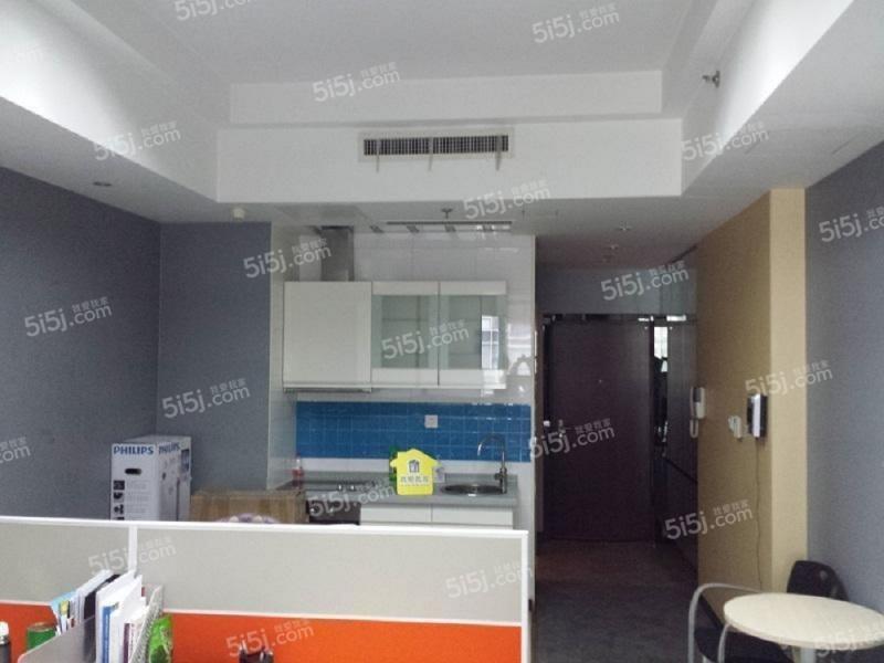 北京我爱我家北京尊府长安兴融中心一居室出租第1张图
