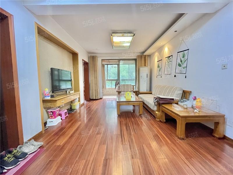 南京我爱我家红山新城,颐和家园,电梯中间小三房,随时可看,水曲柳家具全送第2张图