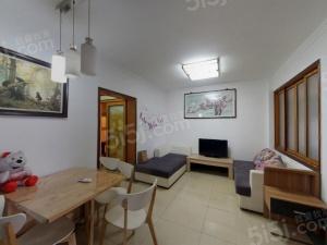 珠江路长江花园 有客厅 东西两房 总价低环境好