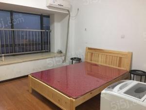 长江路旁长江号精装单身公寓 电齐全 干净舒适 包宽带物业