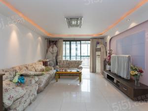 明发滨江新城二期 精装三房 板房 满五年 学籍不占急