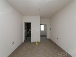 橡树湾毛坯三房 边套采光全明、三开间朝南、楼层佳