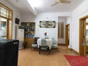 宁海路马鞍山赤小+29中 省厅楼三房朝南一梯一户独门独院。