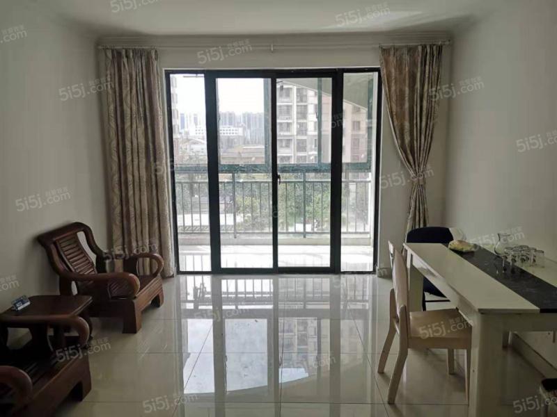 南京我爱我家旭日上城一期 南北通透 落地窗 双阳台 采光非常好安静第3张图