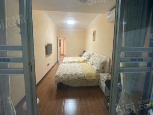 三牌楼西柏果园低楼层精装两房环境好户型方正采光不挡