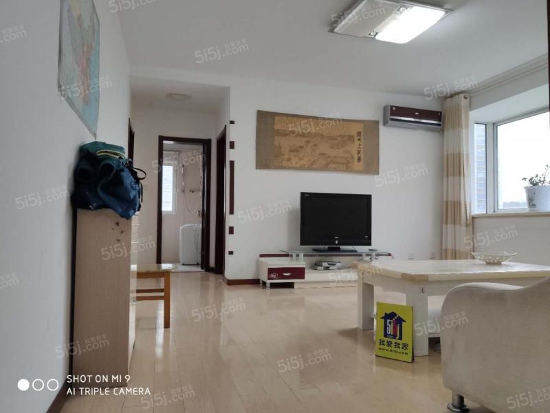 青岛我爱我家唐岛湾旁泽润幸福城整租2室1厅第1张图