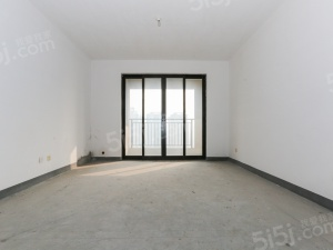 吾悦广场 大三房 南北双阳台毛坯满二 有钥匙
