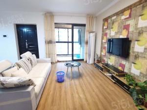 中建溪岸观邸精装修两居室,南北通透,1梯1户,看房随时