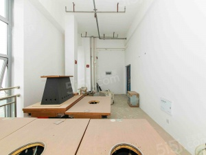 星光耀公寓,挑高4.5米,朝南毛坯随心装修,可做上下两层。