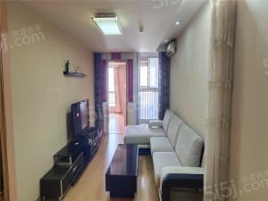 常州我爱我家莱蒙双子星座公寓觅小空置精装2室朝西户型采光充足有钥匙