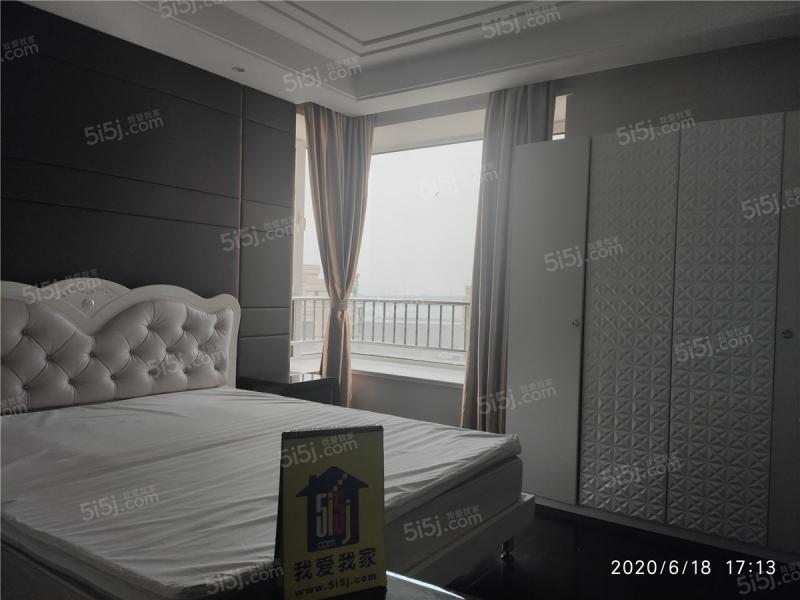 青岛我爱我家海上嘉年华精装套三,随时看房,家具家电齐全第9张图