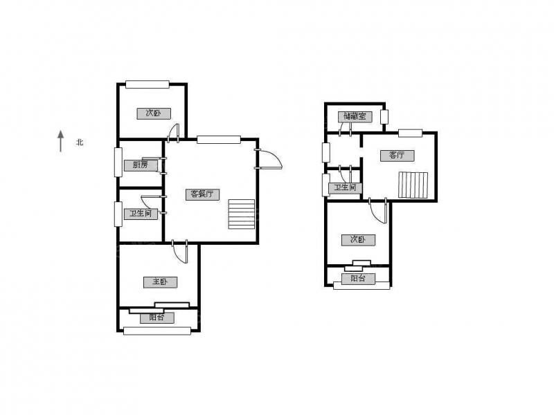 常州我爱我家新出丽华二村顶楼带阁楼 买一层送一层 喜欢的速约第15张图